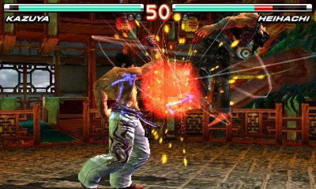 Screenshot - Tekken 3D Prime Edition (3DS) 2281197