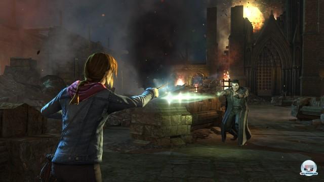 Screenshot - Harry Potter und die Heiligtümer des Todes - Teil 2 (360) 2226297