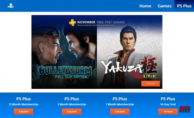 Screenshot - PlayStation Plus (PS4)