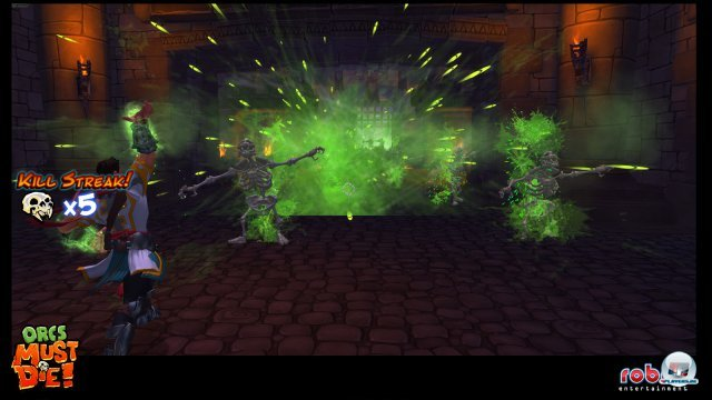Screenshot - Orcs Must Die! (PC)