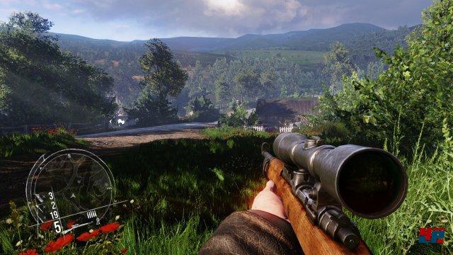 Cryengine sei dank: Auf dem PC gibt es durchaus malerische Panoramen zu sehen.