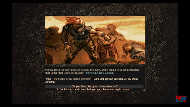 Screenshot - Aeon of Sands - The Trail (PC)