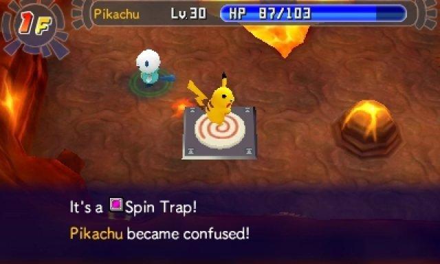 Screenshot - Pokémon Mystery Dungeon: Portale in die Unendlichkeit (3DS) 92457663
