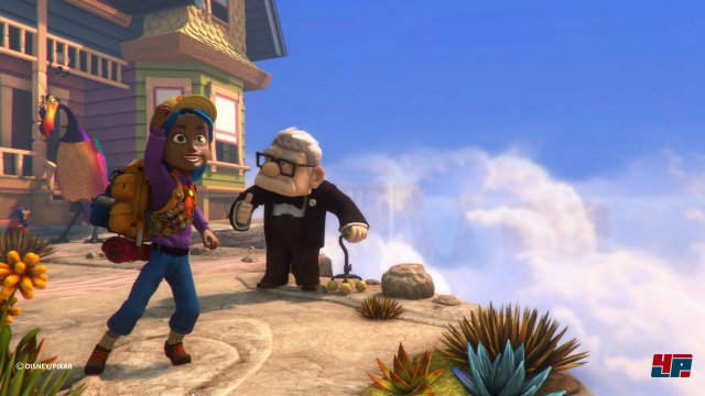 Screenshot - Kinect Rush: Ein Disney Pixar Abenteuer (PC)