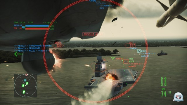 Screenshot - Ace Combat: Assault Horizon (360) 2249342