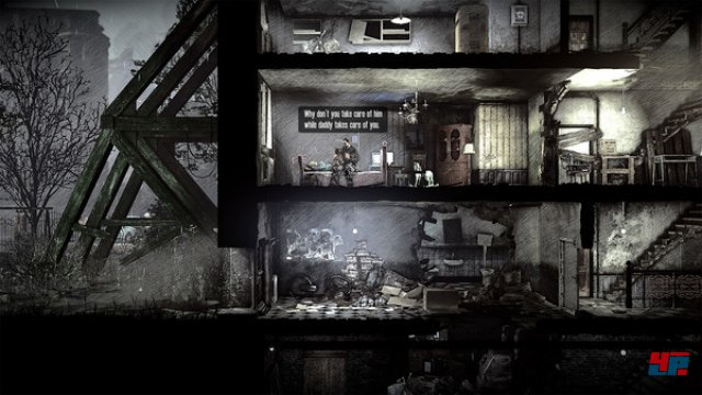 Screenshot - This War of Mine (PC)