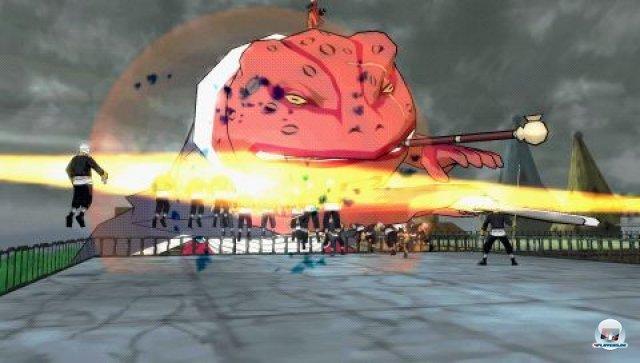 Screenshot - Naruto Shippuden: Ultimate Ninja Impact (PSP) 2260012