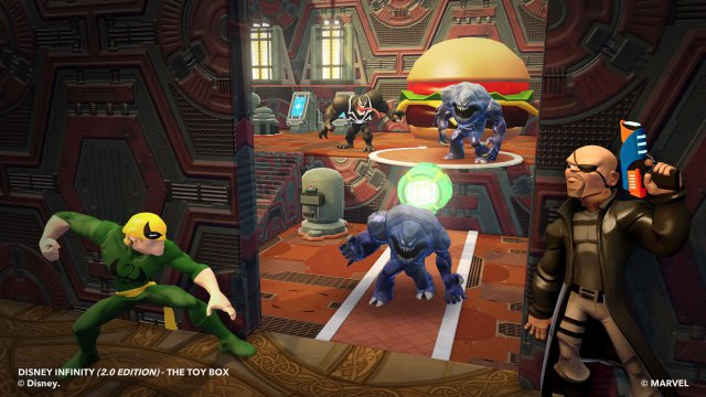 Screenshot - Disney Infinity 2.0: Marvel Super Heroes (360) 92484588