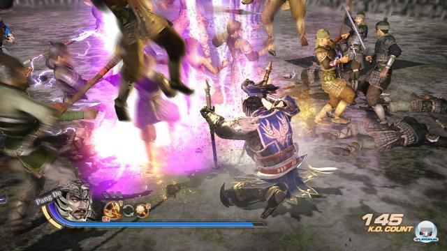 Screenshot - Dynasty Warriors 7: Xtreme Legends (PlayStation3) 2286662
