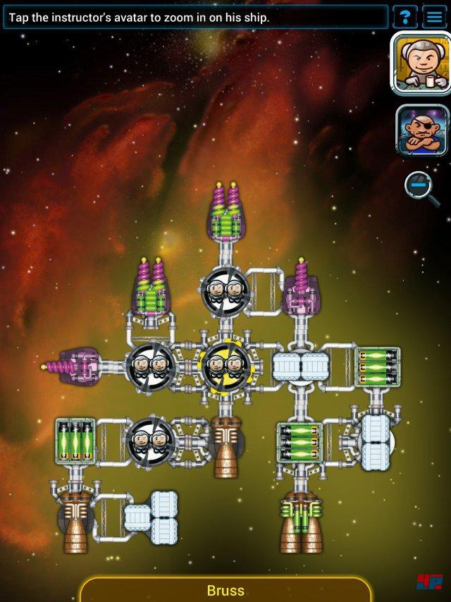 Screenshot - Galaxy Trucker (iPad) 92491750