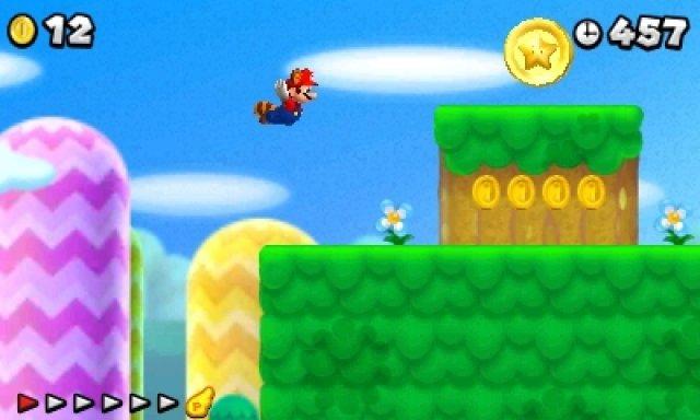 Screenshot - New Super Mario Bros. 2 (3DS) 2373617