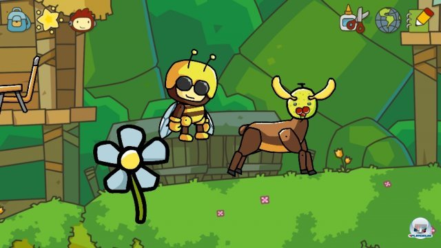 Screenshot - Scribblenauts Unlimited (Wii_U) 2376022