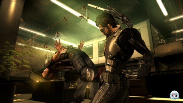 Screenshot - Deus Ex: Human Revolution (PC) 2221644