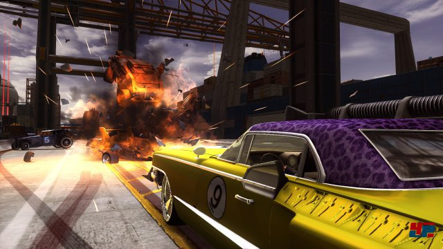Screenshot - Carmageddon: Reincarnation (PC)