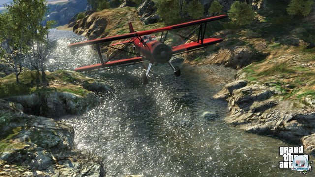 Screenshot - Grand Theft Auto V (360) 2392927