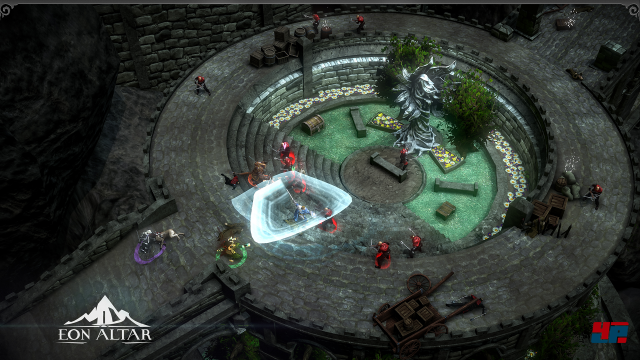 Screenshot - Eon Altar (Android)