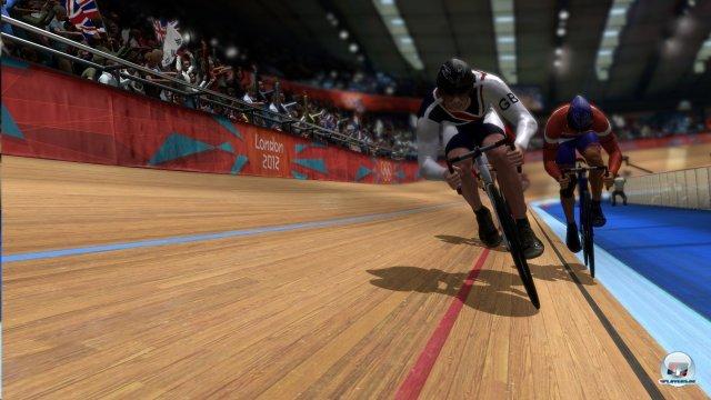 Screenshot - London 2012 - Das offizielle Videospiel der Olympischen Spiele (360) 2372542