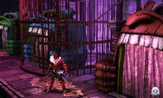 Screenshot - Castlevania: Lords of Shadow - Mirror of Fate (3DS) 2384542