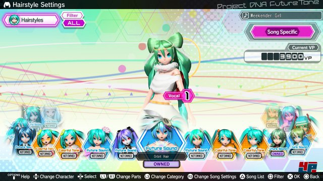 Screenshot - Hatsune Miku: Project Diva Future Tone (PS4)