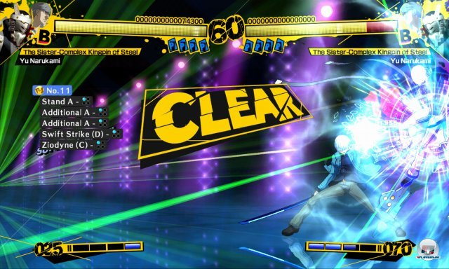 Screenshot - Persona 4: Arena (360) 92460560