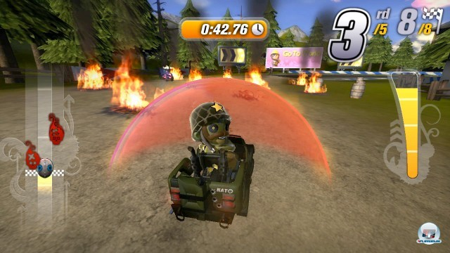 Screenshot - ModNation Racers (NGP) 2231269