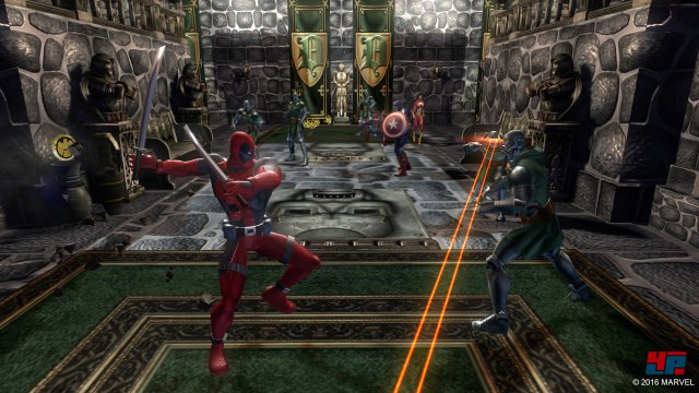 Screenshot - Marvel: Ultimate Alliance (PC) 92530058
