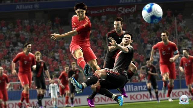 Screenshot - Pro Evolution Soccer 2012 (PlayStation3) 2257817