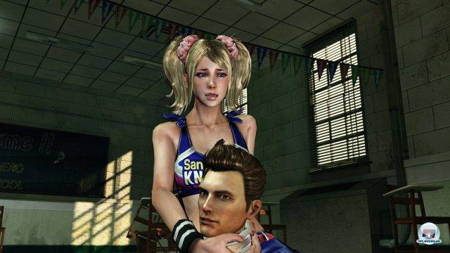 Auch ohne Torso hat Juliets Freund Nick noch eine Menge Charisma.