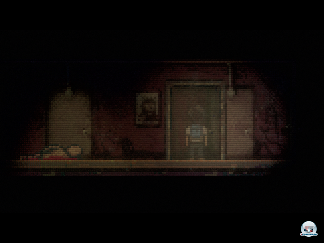 Silent Hill in 2D? Vieles erinnert an den Klassiker - hinter der Fassade findet man aber neue Fragen.