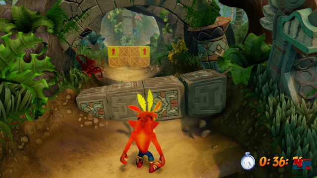 Screenshot - Crash Bandicoot N. Sane Trilogy (PS4)