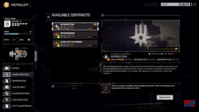 Screenshot - Battletech (PC)