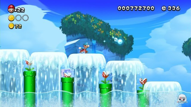 Screenshot - New Super Mario Bros. U (Wii_U) 92420442