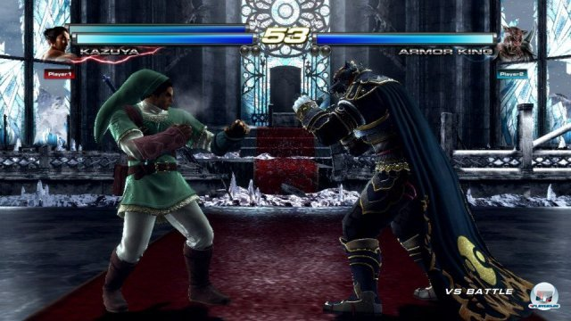 Screenshot - Tekken Tag Tournament 2 (Wii_U) 92400497