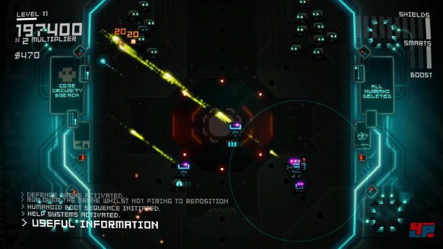 Screenshot - Ultratron (PC)
