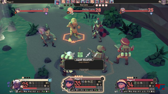 Screenshot - For The King (Linux) 92577367