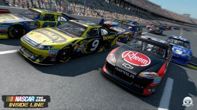 Screenshot - NASCAR The Game: Inside Line (360) 92418527