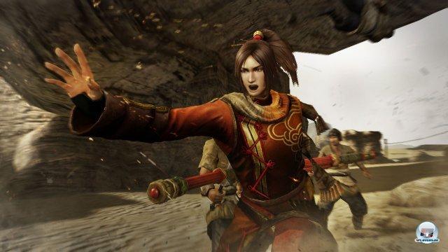 Screenshot - Dynasty Warriors 8 (PlayStation3) 92433942