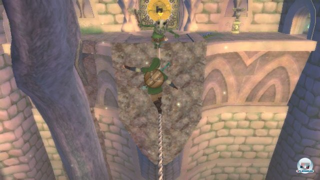 Screenshot - The Legend of Zelda: Skyward Sword (Wii) 2273727