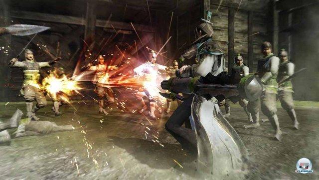 Screenshot - Dynasty Warriors 8 (PlayStation3) 92433472