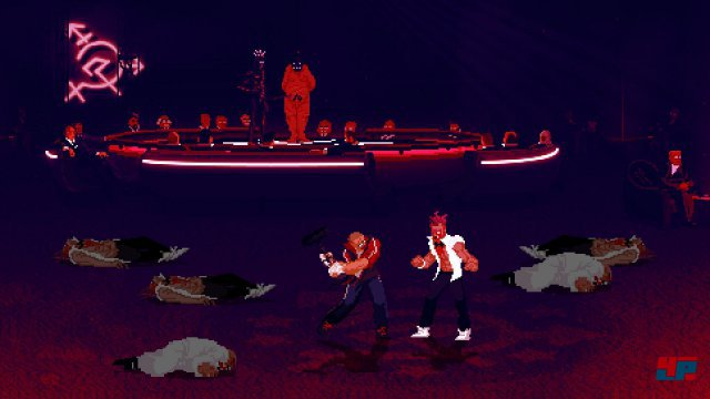 Screenshot - Mother Russia Bleeds (PC)