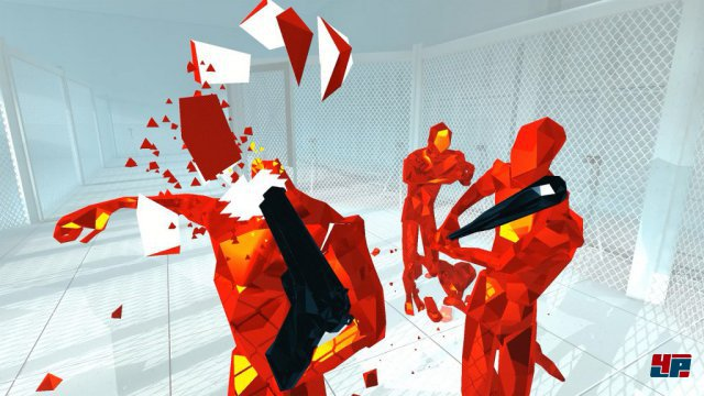 Screenshot - SUPERHOT VR (OculusRift)