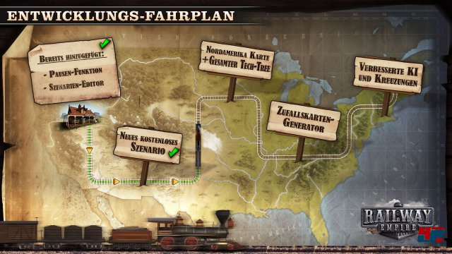 Screenshot - Railway Empire (PC)