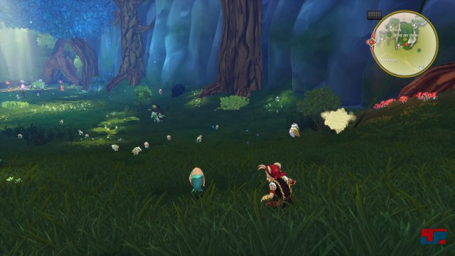 Screenshot - Shiness: The Lightning Kingdom (PS4)
