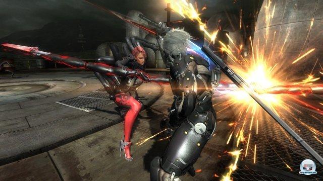 Screenshot - Metal Gear Rising: Revengeance (360) 92404287