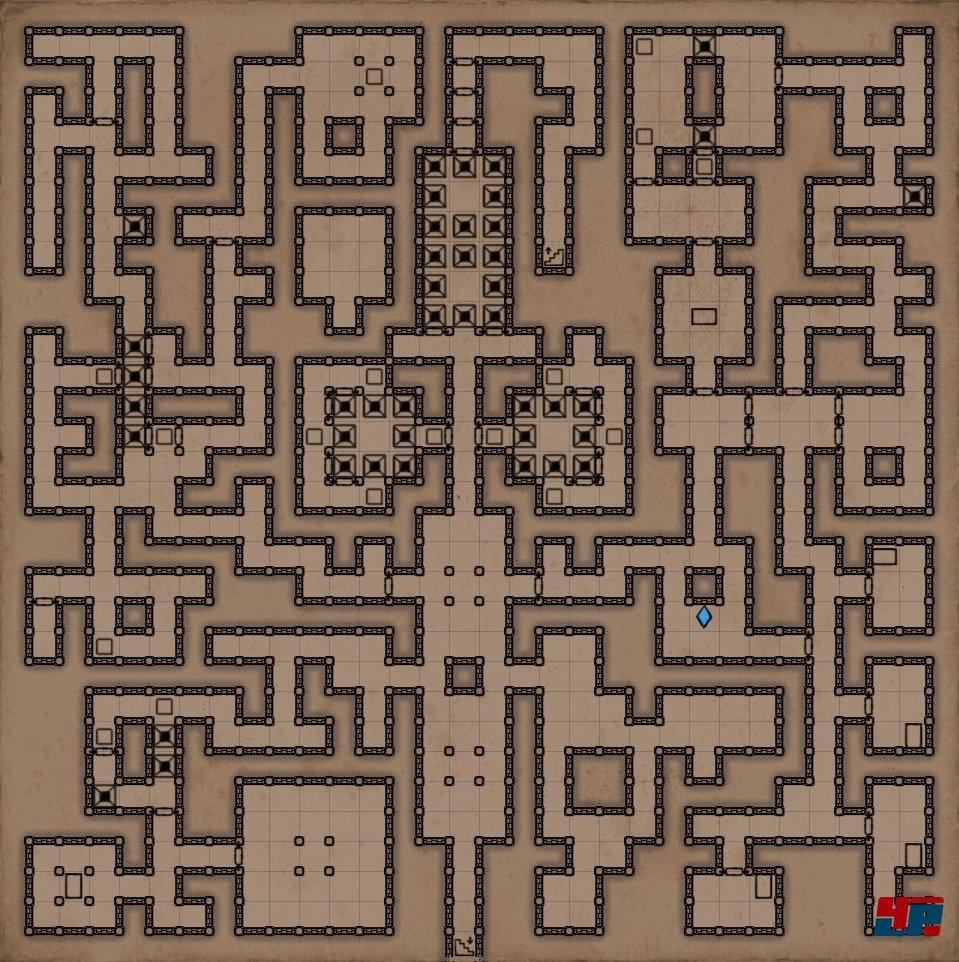 Komplettlösung - 9. Teil (Pyramide) - Tipp & Spieletipps zu Legend ...