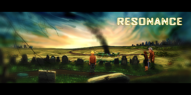Screenshot - Resonance (PC-CDROM)