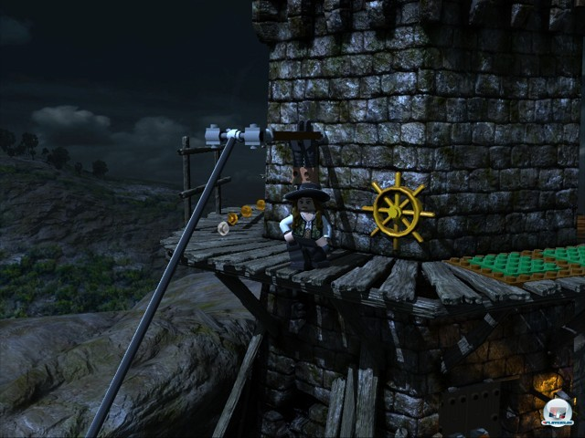 Screenshot - Lego Pirates of the Caribbean - Das Videospiel (360) 2221369