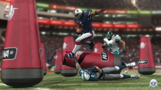 Screenshot - Backbreaker: Vengeance (PlayStation3)