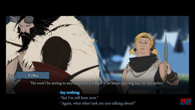 Screenshot - The Banner Saga 2 (PS4) 92529129
