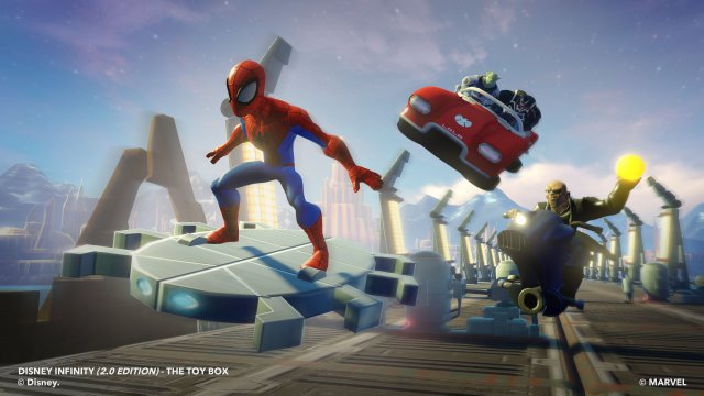 Screenshot - Disney Infinity 2.0: Marvel Super Heroes (360) 92484586